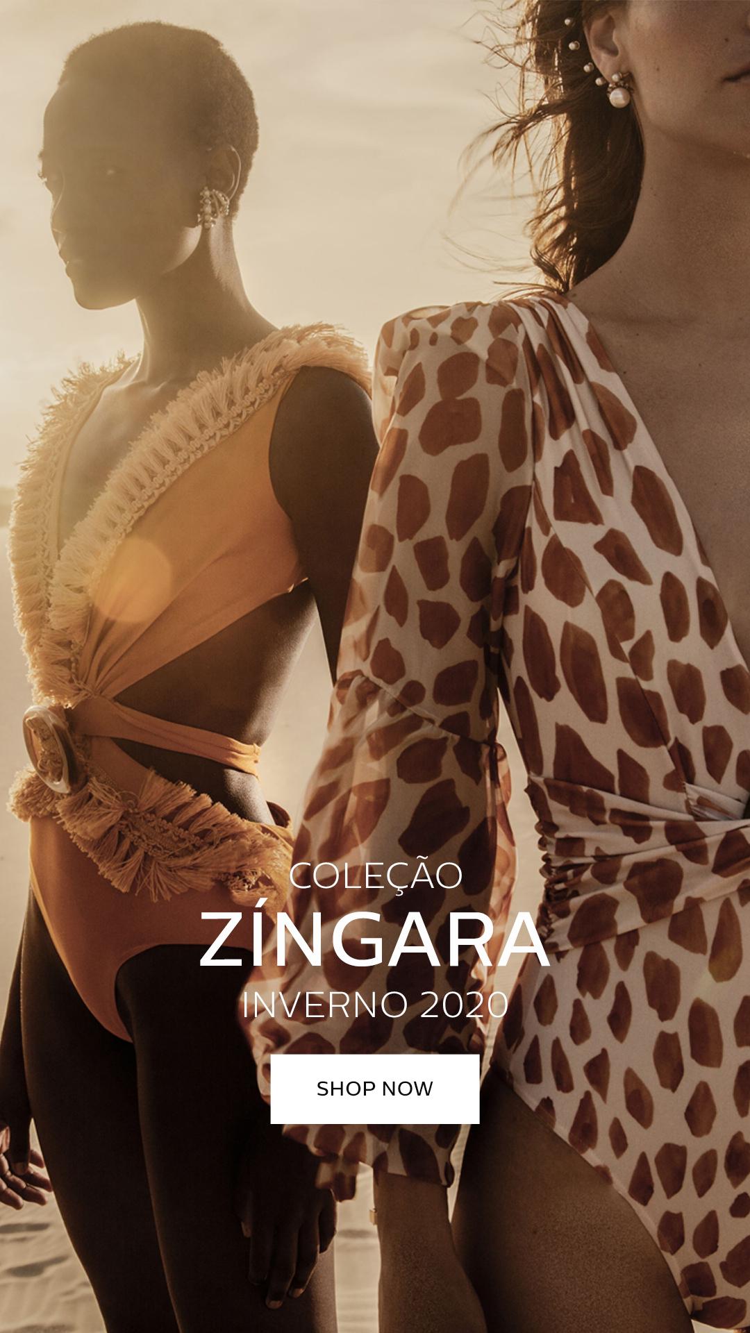 Coleção Zíngara - Inverno 2020